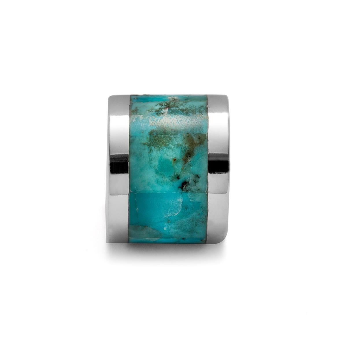 Men's Jewelry Turquoise Link 004