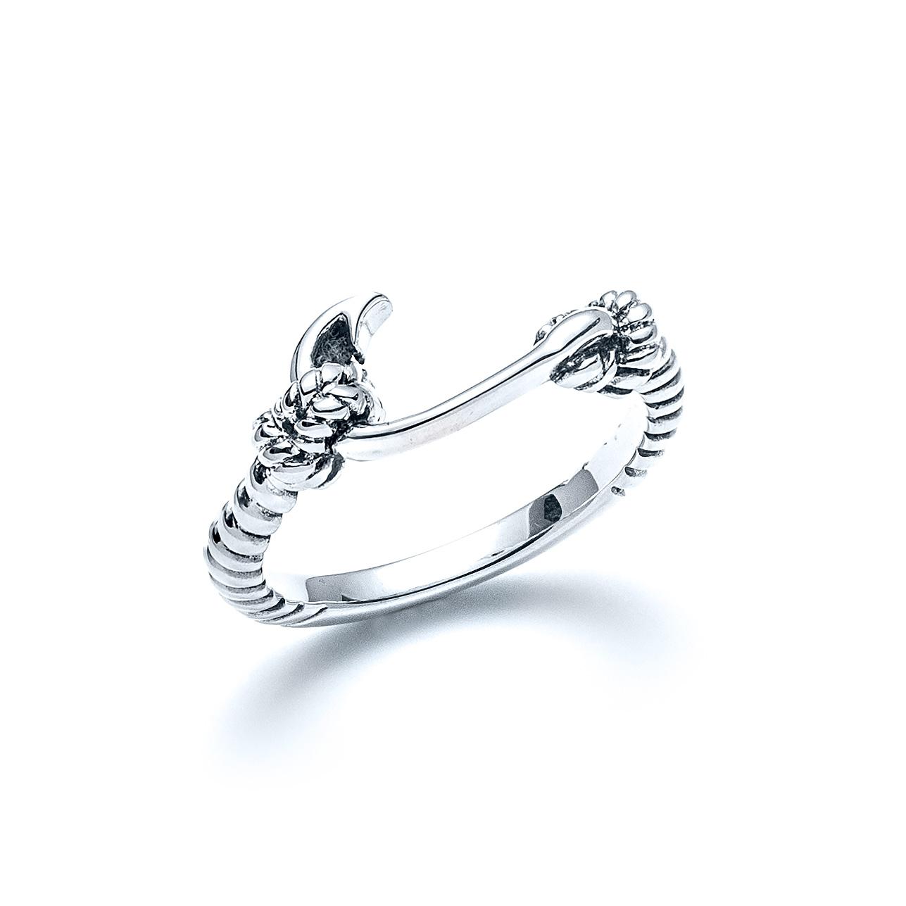 Fish Hook Ring
